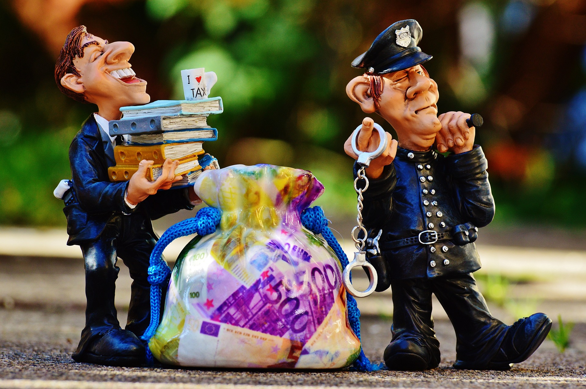Принудительная ликвидация юридического лица