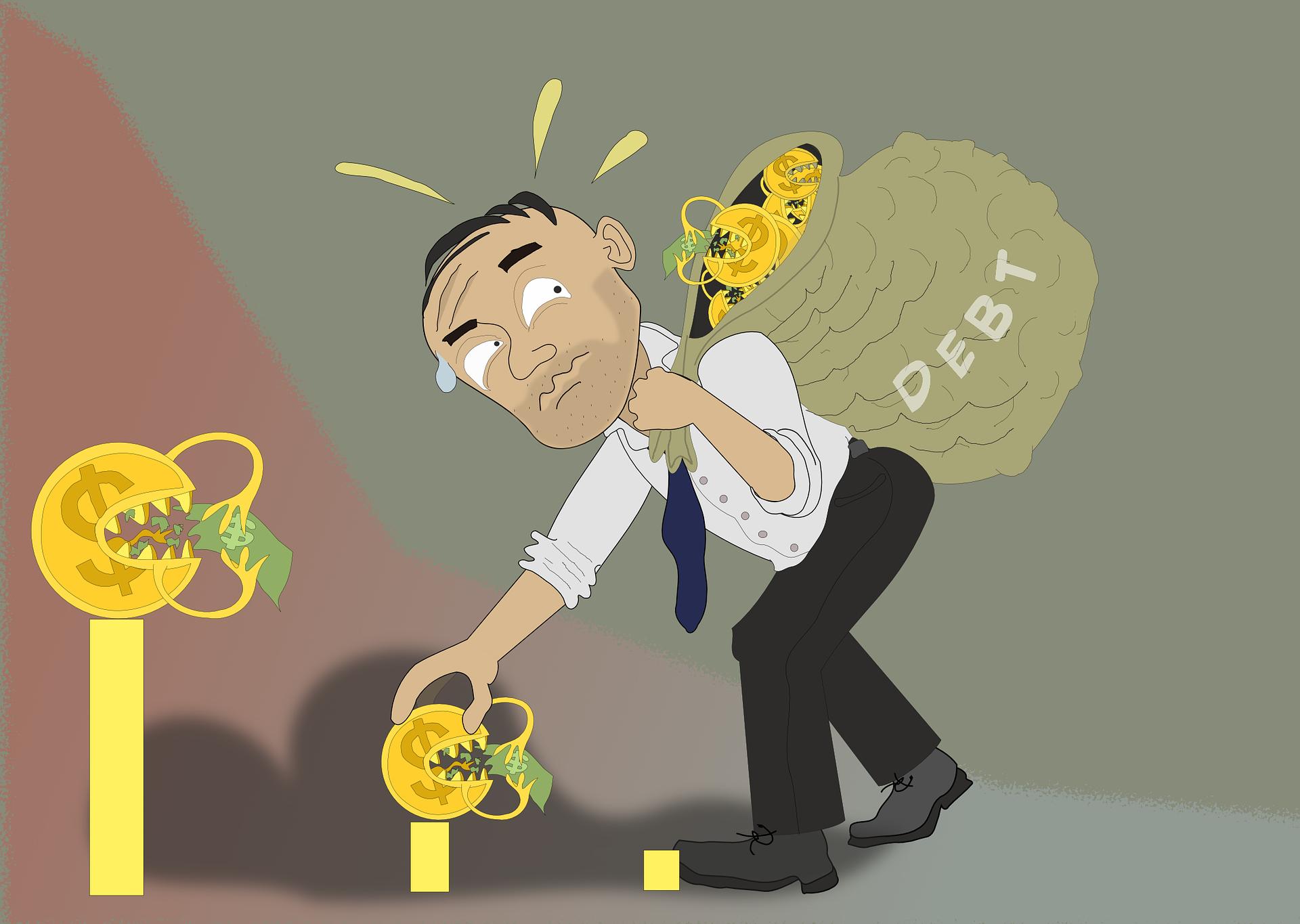 Что значит банкротство