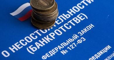 Закон о банкротстве №127-ФЗ